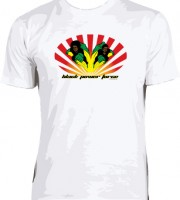 Black Power Force T-shirt