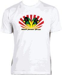 Black Power Force T-shirt