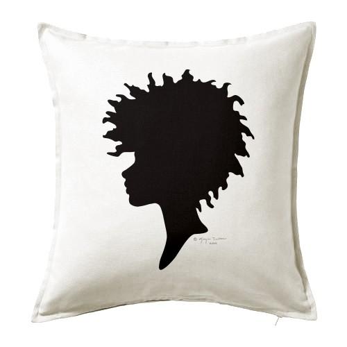 Crown'd Cushion Cover