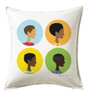 Cuties Cushion Cover