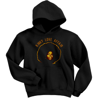 Kinky Love Affair Hooded Sweatshirt