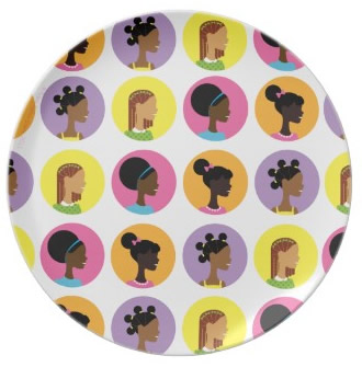 little luvlies dinner plate