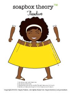 Thandiwe Paper Figure