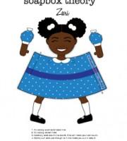 Zari Paper Figure