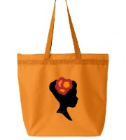 Retro Vintage Bright Tote