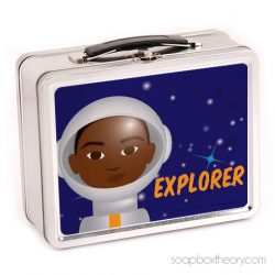 little astronaut lunch box