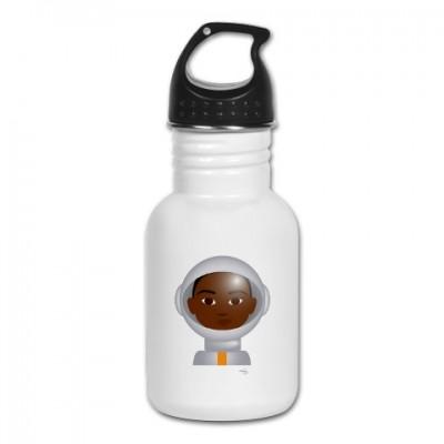 little astronaut water bottle