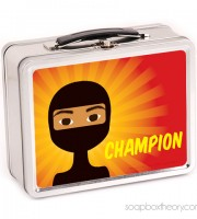 little ninja lunch box