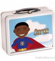 super boy lunchbox