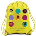 Amazing Girls Drawstring Backpack (Multiple Colors)