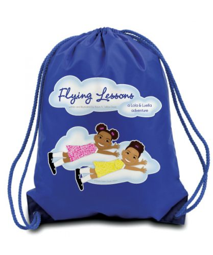 """Flying Lessons"" Backpack"