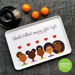 Girls Tray